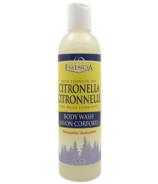 Homeocan Essencia Citronella Body Wash