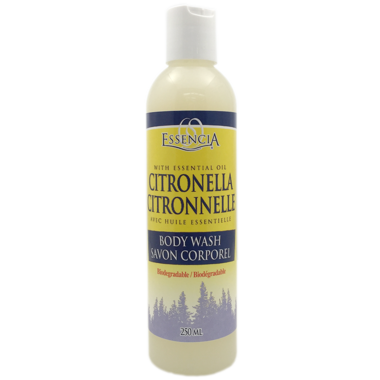 Homeocan Essencia Citronella Body Wash