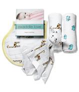 aden + anais Jungle Jam New Beginnings Gift Set
