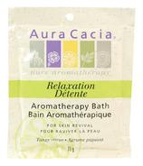 Aura Cacia Aromatherapy Relaxation Bath Soak