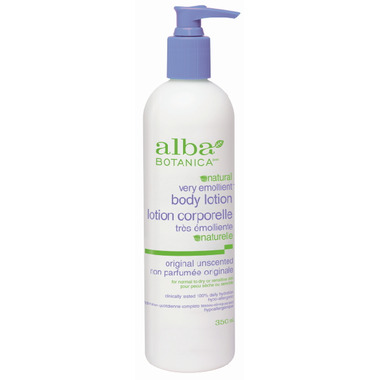 Alba Botanica Natural Very Emollient Body Lotion