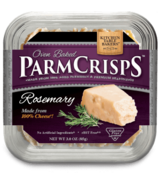Kitchen Table Bakers Rosemary Parm Crisps