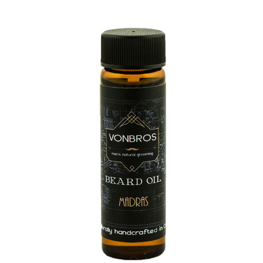 Vonbros Beard Oil Madras