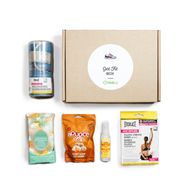 Well.ca Get Fit Box