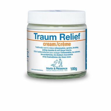 Martin & Pleasance Traum Relief Cream
