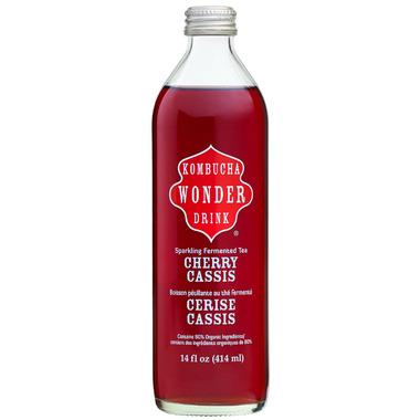Kombucha Wonder Drink Cherry Cassis