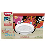 Huggies Natural Care Baby Wipes & Clutch & 'N Clean Carrying