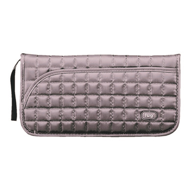 Lug Tango Travel Wallet Pearl Grey