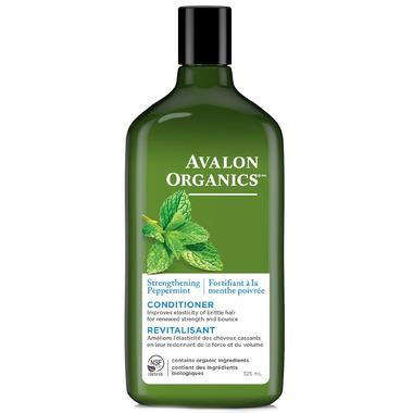 Avalon Organics Peppermint Revitalizing Conditioner