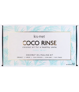 Kismet Coco Rinse Mint Flavoured Oil Pulling Kit