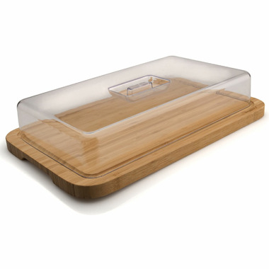 BergHOFF Studio Rect.bamboo Chopping Board with Cover