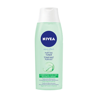 Nivea Aqua Effect Purifying Toner