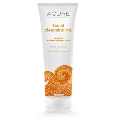 Acure face cream