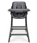 4moms High Chair Black & Grey