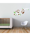 Trendy Peas Wall Decals Monkeys