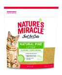 Nature's Miracle Odour Control Natural Pine Cat Litter