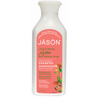 Jason Long & Strong Jojoba Shampoo