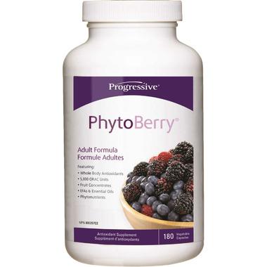 Progressive PhytoBerry Antioxidant Capsules