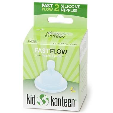 Klean Kanteen Kid Kanteen Baby Nipples Fast Flow
