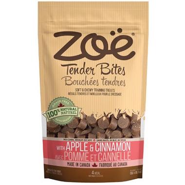 Zoe Tender Bites Apple and Cinnamon