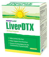 Renew Life LiverDETOX Cleansing System