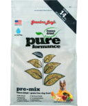 Grandma Lucy's Pureformance Pre-Mix Freeze-Dried Grain-Free Dog Food