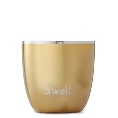 S\'well Tumbler Stainless Steel Insulated Cup Yellow Gold