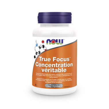 NOW Foods True Focus