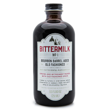 Bittermilk NO.1 Barrel Aged Old Fashioned