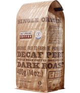 Salt Spring Coffee Decaf Peru Dark Roast