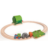 Hape Jungle Train Journey Set