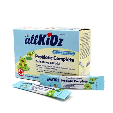 AllKiDz Probiotic Complete (Drink mix)