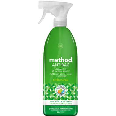 Method Antibacterial All Purpose Cleaner Bamboo