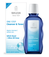 Weleda One-Step Cleanser & Toner