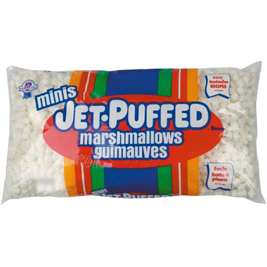 Kraft Jet-Puffed White Miniature Marshmallows