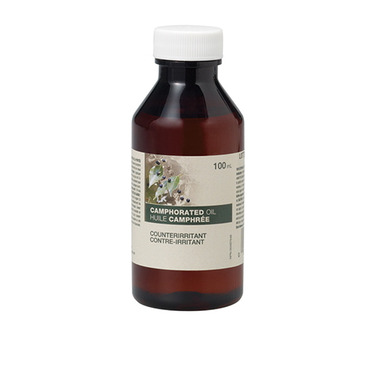 Camphorated Oil