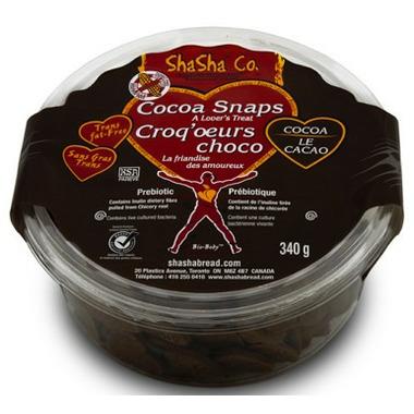 Shasha Cocoa Snaps