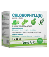 Land Art Chlorophyll Assorted Flavours Multipack