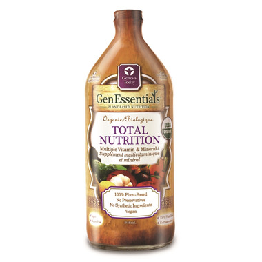 Genesis Today GenEssentials Total Nutrition