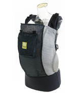 Lillebaby Carry On Air Grey and Silver Baby Carrier