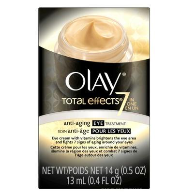 Olay total effect anti aging cream analysis