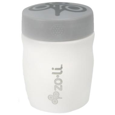 Zoli POW Dine Vacuum Insulated Food Jar White