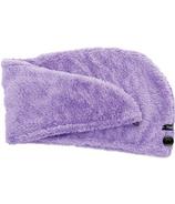 Studio Dry Turban Hair Towel in Purple