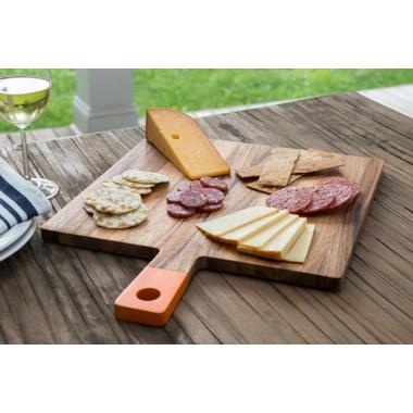 Ironwood Gourmet Square Paddle Board Tangerine