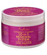 Shea Moisture Superfruit Complex 10-In-1 Renewal System Hair Masque