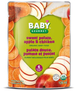 Baby Gourmet Sweet Potato, Apple & Chicken Baby Food