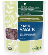 Navitas Naturals Organic Blueberry Hemp Power Snack