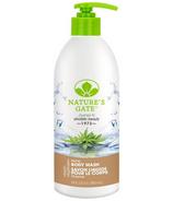 Nature's Gate Hemp Velvet Moisture Body Wash