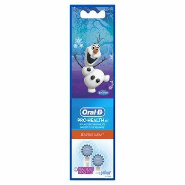 Oral-B Disney\'s Frozen Refill Bush Heads