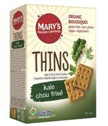 Mary's Organic Kale Cracker Thin's
